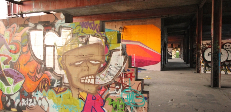 Berlin Street Art Tour was super leuk!